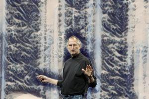 Теория Стива Джобса о том, что такое креативность и откуда она берется