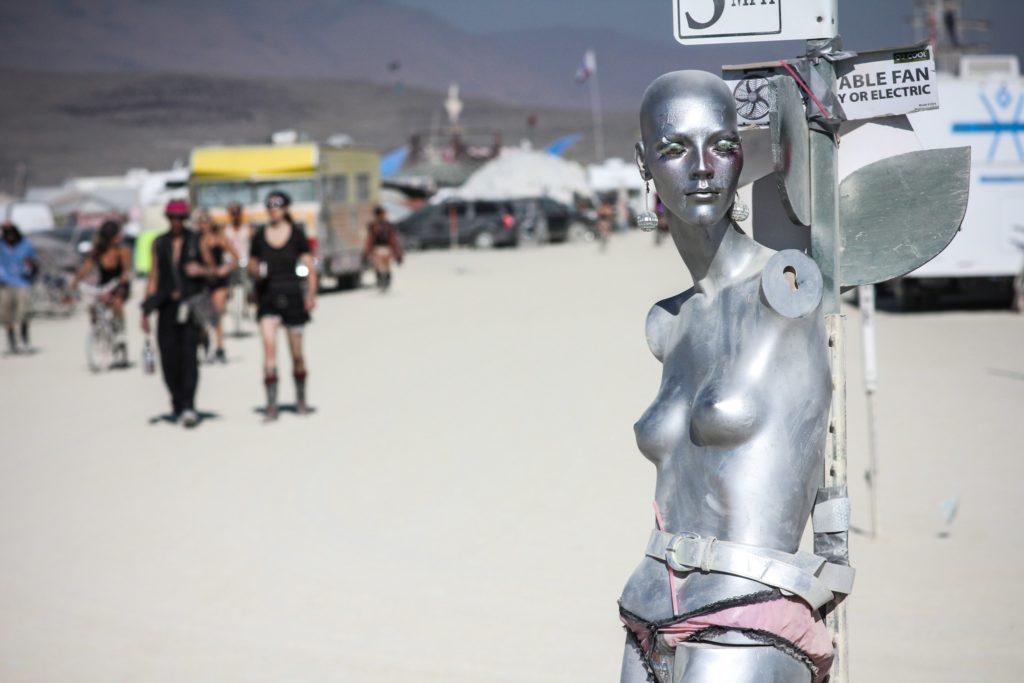 Burning Man - инкубатор креатива для обитателей Силиконовой Долины