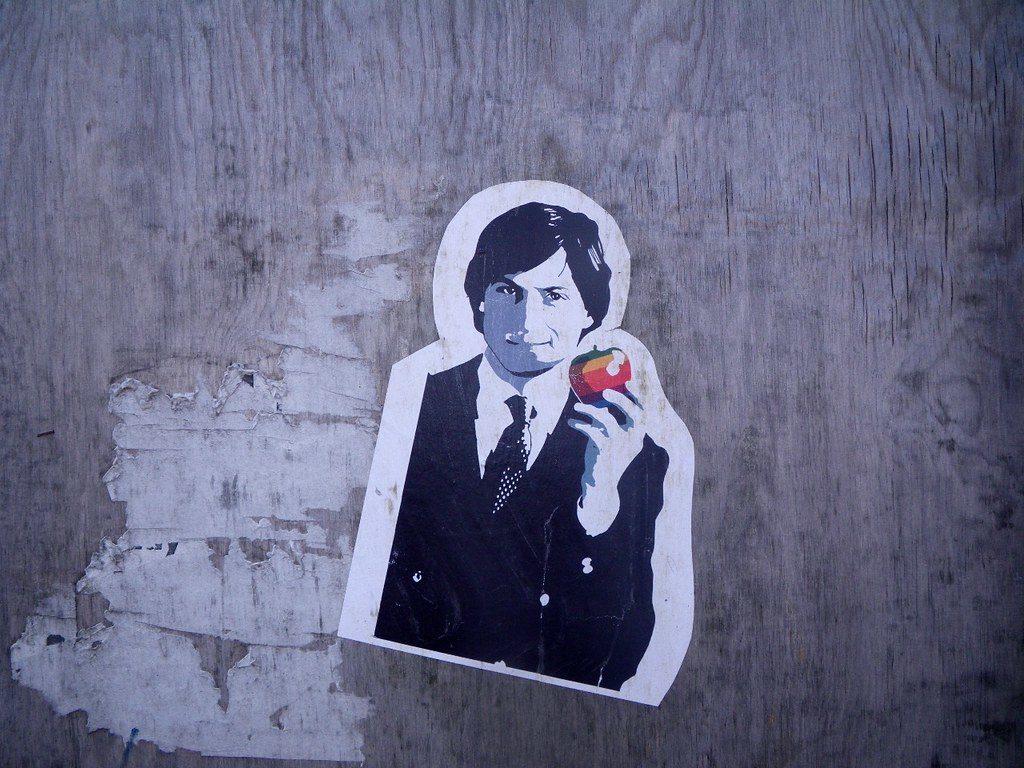 Логотип Apple - история и эволюция