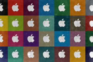 Логотип Apple — история и эволюция