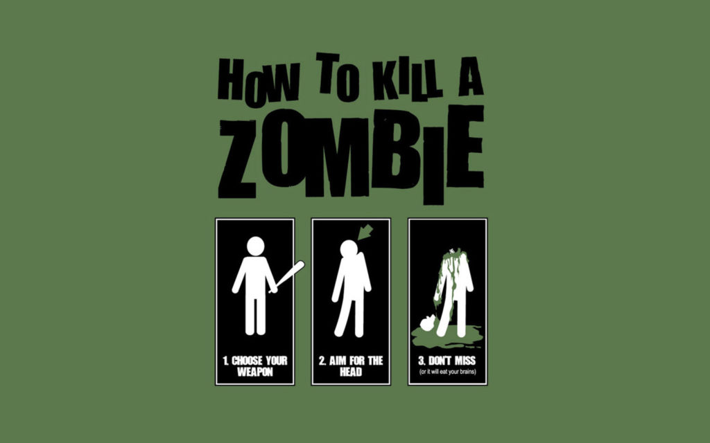 Борьба с зомби - прибыльный бизнес