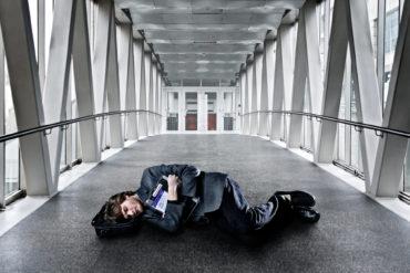 Сон как часть корпоративной стратегии