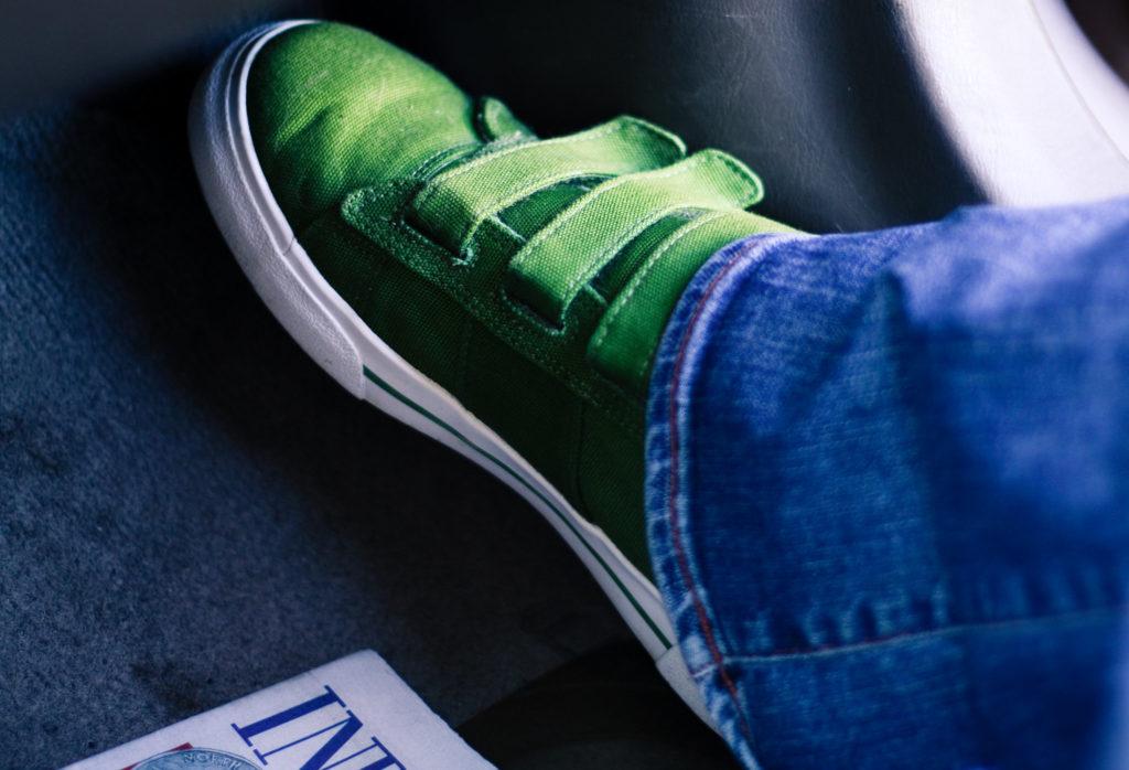 Велькро (Velcro) - застежка-липучка