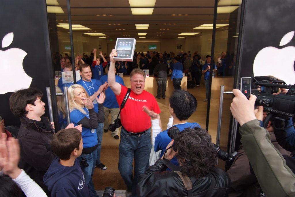 История создания iPad