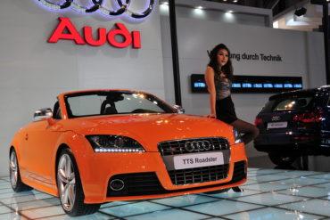 Что означают название и логотип Audi