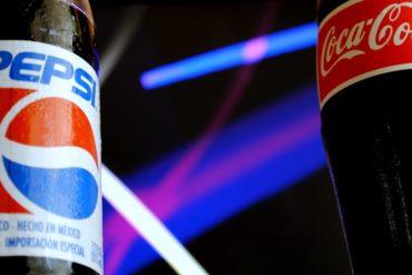 The Cola Wars. Войны кол — история конкуренции Pepsi и Coca Cola